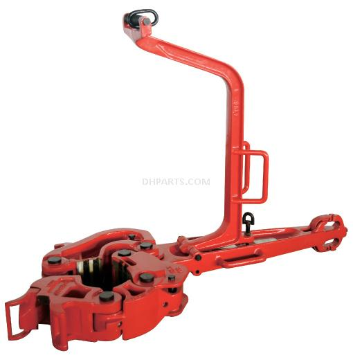 Power Tong Jaws: B Type Manual Tongs/C Type Manual Tongs